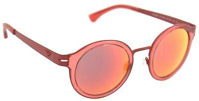 Emporio Armani Damen Sonnenbrille EA2029 3101/6Q  48mm rund verspiegelt 134 T73