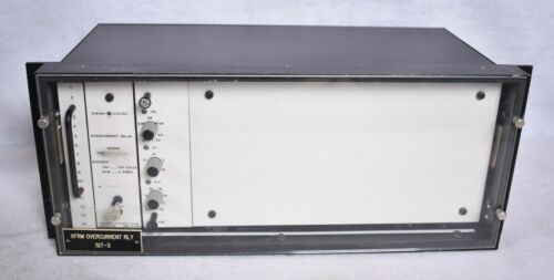 General Electric XFRM Overcurrent Relay 7102B201C10
