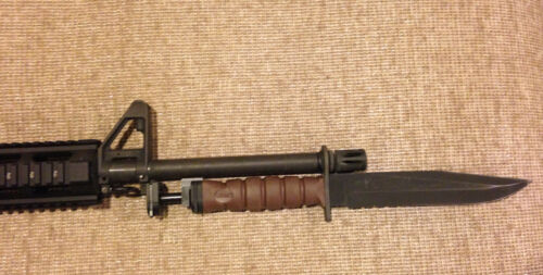 Bayonet Adapter Extension / Extender Military Grade