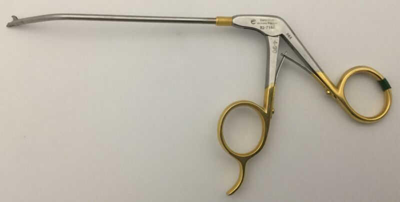 """Euro-Med 32-7165 Endoscopic Right Curve Biopsy Punch 9"""""""