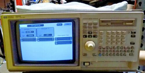 HP Hewlett Packard / Agilent 1660A Logic Analyzer