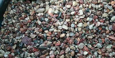 Natural Beauty  55 lbs Aquarium Fish Tank Gravel 1/8-1/4  In Pebble color rocks
