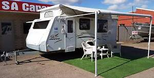 2009 JAYCO OUTBACK DISCOVERY OFF ROAD POP-TOP Hampstead Gardens Port Adelaide Area Preview