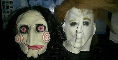 HALLOWEEN MICHAEL MYERS OR  SAW 5