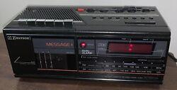 Emerson RC5810A FM/AM Radio / Cassette Recorder/ Digital Clock
