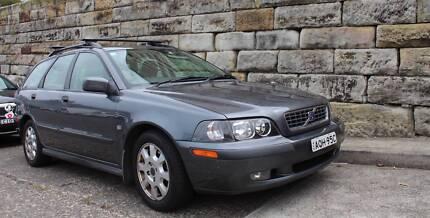 Volvo V40 Automatic Wagon 2004