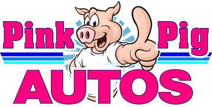 Pink Pig Autos
