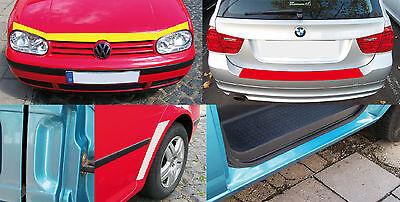 Lackschutzfolie Ladekante universal, transparent, für alle Fahrzeuge 100 x 30 cm