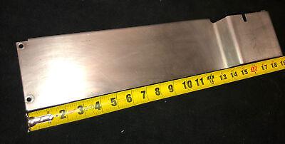 Genuine Hobart 1712 Meat Slicer Sharpener Mount Cover Side Panel. Item Idap1