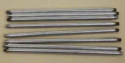 1 Pc Delta Drill Press 748 Chrome Handle Rod 9-12 Long 516 X 24 Threads