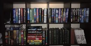 Clive Cussler Collection - 51 Books