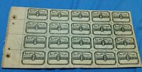 United States Post Office Department Officially Sealed Stamps -  - ebay.it