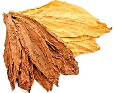 Tabakblätter 500 g Virginia 50/50 Burley-ERNTE 2018-Top Qualität-Tabak-Duft-Deko