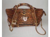 Authentic Vintage Versace Versus Handbag