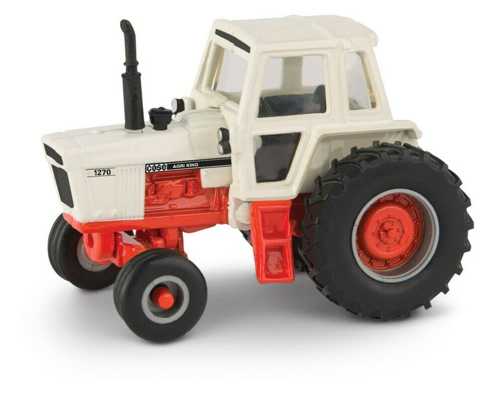 1/64 Case IH 1270 Wide Front Tractor - Ertl Toy 2