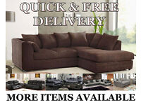 Cheap Corner Sofas 3 + 2 Settees Leather Or Fabric High Quality Free Delivery