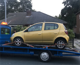 Toyota Yaris 1.0 Breaking