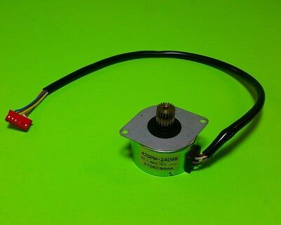Original Motor 42spm-24d6b - Swintec 2640 Electronic Electric Typewriter Part