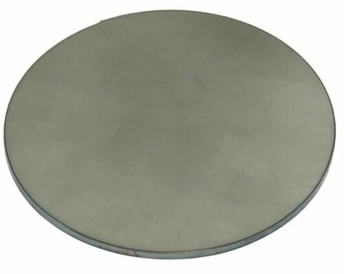 "1/8"" Stainless Steel 304 Plate Round Circle Disc 6"" Diameter (.125"")"