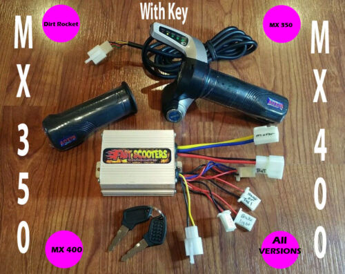 Razor MX350 / MX400 Variable Speed Kit - controller and throttle, electrical kit