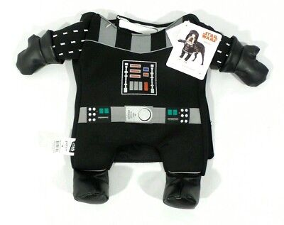 Petco Star Wars Darth Vader Illusion Costume for Dogs Cosplay Birthday Comic Con - Star Wars Costume For Dogs