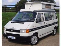 VW T4 Camper - Autosleeper Trooper Campervan
