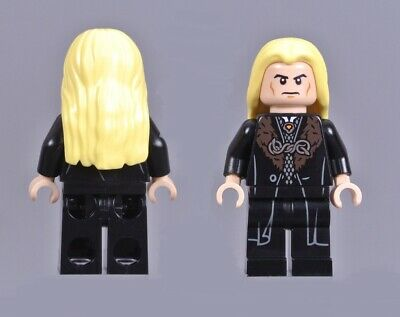 Lego Harry Potter Lucius Malfoy, Minifigure (75978) RARE!!!- NEW!