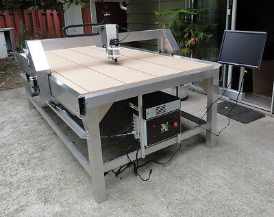 4x8 CNC ROUTER SYSTEM
