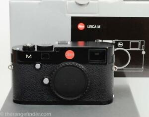 Leica M 240 24MP Digital Camera Boxed/Guarantee
