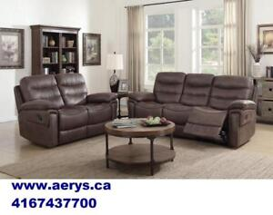 SECTIONAL RECLINER SOFA SET ON HUGE SALE!!!!! CALL 4167437700