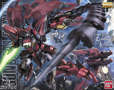 Bandai Gundam Master Grade MG 1/100 Wing Epyon EW Ver. OZ-13MS Model Kit GMG05
