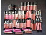 Wholesale Make Up Joblot Lipstick and Gloss Brand New and Sealed