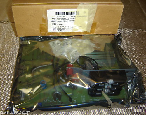 GENERAL ELECTRIC 193X525ABG01 MOTOR CONTROL EXCITER