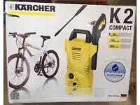 Karcher k2 compact pressure washer brand new boxed