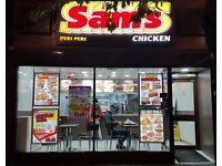 Chicken shop for sale
