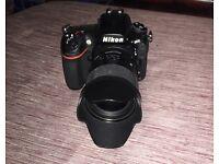 Nikon D810 digital camera and Sigma 35mm 1.4DG lens.