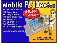 Call Out PC Technician Computer Laptop iPhone iPad Repair Screen Replacement