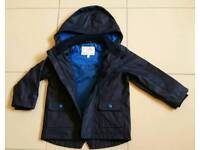 Like new M&S 3-4 y raincoat