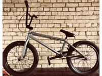 Bmx WTP Volta 21 Frame&Fork only- excellent condition - You tell me how much are you willing to pay