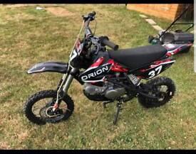 140cc pit bike new