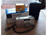 Minolta Riva Zoom 160 35mm film camera