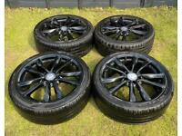 """19"""" Mercedes alloy wheels"""