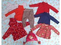 Girls 12-18 month bundle Zara Next 9 items (see other photos) good condition
