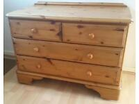 Gorgeous Ducal Pine Chest of Drawers