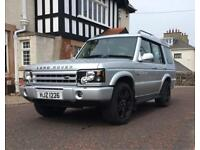2004 Land Rover Discovery 2 Td5 2.5 Pursuit