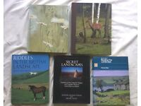 Nature and Landscape Books