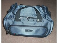 Delsey Valaguzza small holdall / carry-on bag