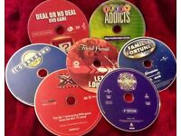 Bundle of 7 DVD GAMES £5 the Lot