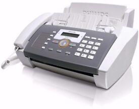 Philips Faxjet IPF525 Inkjet Fax Machine (hardly used)