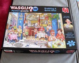 Wasgij Mystery Jigsaw Puzzle 16 Birthday Surprise